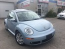 Used 2010 Volkswagen Beetle COMFORTLINE for sale in Oakville, ON