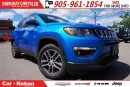 Used 2017 Jeep Compass BRAND-NEW| NORTH| SIRIUS XM| REAR CAM| BLUETOOTH| for sale in Mississauga, ON