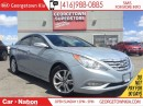 Used 2011 Hyundai Sonata Limited w/Navi | LEATHER | ROOF | BACK UP CAM | for sale in Georgetown, ON