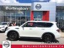 Used 2017 Nissan Armada PLATINUM, ACCIDENT FREE ! for sale in Burlington, ON