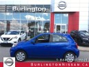 Used 2015 Nissan Micra SV, ACCIDENT FREE, EXTENDED WARRANTY ! for sale in Burlington, ON