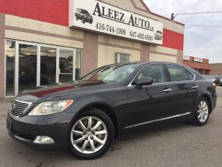 Used 2009 Lexus LS 460 AWD for sale in North York, ON