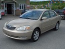 Used 2008 Toyota Corolla LE for sale in Corner Brook, NL