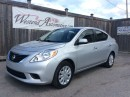 Used 2013 Nissan Versa SV for sale in Stittsville, ON