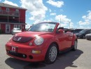 Used 2003 Volkswagen New Beetle GLX for sale in Orillia, ON