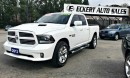 Used 2013 Dodge Ram 1500 SPORT WITH BLUETOOTH & NAVIGATION for sale in Barrie, ON
