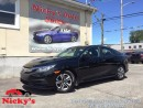 Used 2016 Honda Civic LX - i-VTEC - SIRI COMPATIBLE - HANDSFREE LINK! for sale in Gloucester, ON