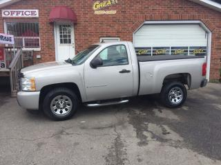 Used 2007 Chevrolet Silverado 1500 LS for sale in Bowmanville, ON