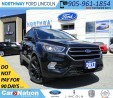 Used 2017 Ford Escape Titanium | BLACK OUT PACKAGE | NAVI | PANO ROOF | for sale in Brantford, ON