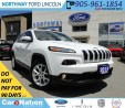 Used 2014 Jeep Cherokee North | WE WANT YOUR TRADE | TOUCH SCREEN | for sale in Brantford, ON