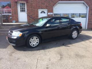 Used 2013 Dodge Avenger base for sale in Bowmanville, ON
