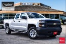 Used 2015 Chevrolet Silverado 1500 Work Truck for sale in Woodbridge, ON