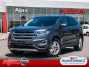 Used 2015 Ford Edge SEL * ACCIDENT FREE * AWD * for sale in Ajax, ON