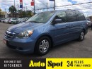 Used 2007 Honda Odyssey EX-L/LOW, LOW KMS!/TOP OF THE LINE ODYSSEY! for sale in Kitchener, ON
