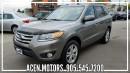 Used 2012 Hyundai Santa Fe LIMITED for sale in Hamilton, ON