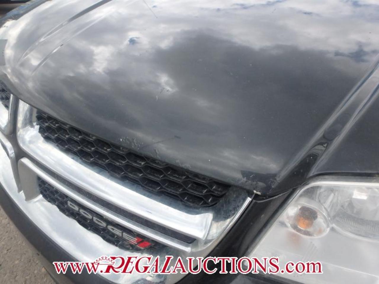 2012 Dodge GRAND CARAVAN SXT WAGON 7PASS 3.6L