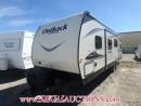 Used 2015 KEYSTONE OUTBACK TERRAIN 299TBH  TRAVEL TRAILER for sale in Calgary, AB