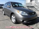 Used 2008 Toyota MATRIX XR 4D HATCHBACK FWD for sale in Calgary, AB