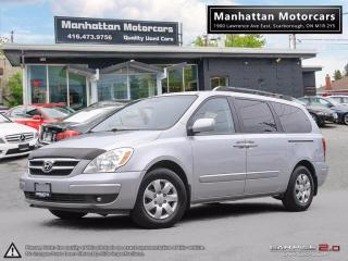 Used 2007 Hyundai Entourage GLS |7 PASSENGER|NO ACCIDENT|NEW TIRES for sale in Scarborough, ON