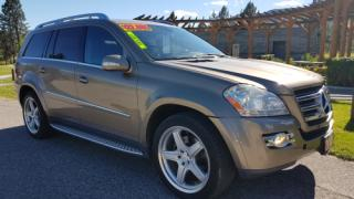 Used 2008 Mercedes-Benz GL-Class GL550 for sale in West Kelowna, BC