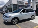 Used 2015 Nissan Pathfinder Platinum.DVD/Navi/Sunroof for sale in Burlington, ON