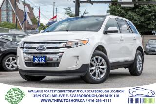 Used 2012 Ford Edge AWD Limited NAVI BackupCam PanoRoof for sale in Caledon, ON