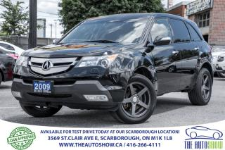 Used 2009 Acura MDX NAVI Back-up Camera for sale in Caledon, ON