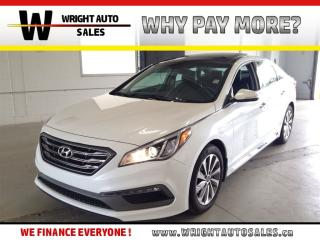 Used 2015 Hyundai Sonata SPORT|SUNROOF|LEATHER|99,131 KMS for sale in Cambridge, ON