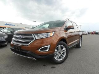 Used 2017 Ford Edge SEL 2.0L I4 ECO 200A for sale in Midland, ON