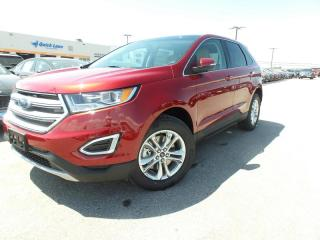 Used 2017 Ford Edge SEL 3.5L V6 201A for sale in Midland, ON