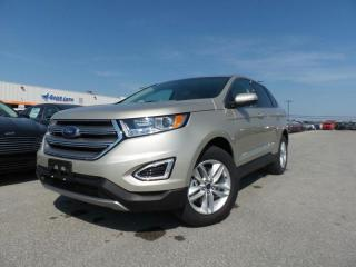 Used 2017 Ford Edge *DEMO* SEL 2.0L I4 ECO 200A for sale in Midland, ON
