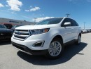 Used 2017 Ford Edge SEL 3.5L V6 200A for sale in Midland, ON