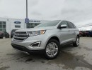 Used 2017 Ford Edge SEL 2.0L I4 ECO 201A for sale in Midland, ON