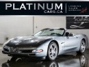 Used 2003 Chevrolet Corvette CONVERTIBLE, 50TH AN for sale in North York, ON