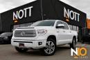 Used 2016 Toyota Tundra Platinum, Crew Max, Navi, 5.7L for sale in Winnipeg, MB