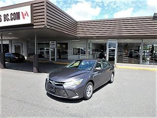 Used 2016 Toyota Camry LE for sale in Langley, BC