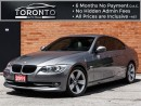 Used 2011 BMW 328 i xdrive+Navi+Sport pkg+Parking aid+Paddle shifter for sale in North York, ON