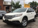 Used 2013 Honda CR-V LX, AWD, Alloys, PearlWhite&Camera! for sale in York, ON