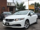 Used 2013 Honda Civic LX, AllPowerOpti*HtdSeats, Warranty* for sale in York, ON