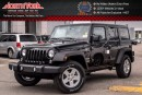 New 2017 Jeep Wrangler Unlimited New Car Sport|4x4|PowerConv.Pkg|BlackHardtop|AC|17