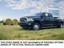 New 2017 Dodge Ram 3500 New Car SLT|Diesel|4x4|Crew|8'Box|Night,Luxury,SnowplowPkgs|Sunroof|20