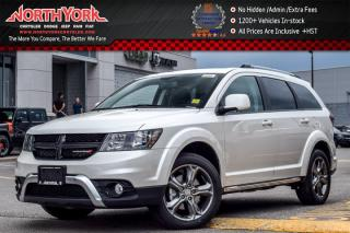 New 2017 Dodge Journey New Car Crossroad|AWD|DVD,Backup_Camera,SeatingPkgs|19