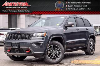 New 2017 Jeep Grand Cherokee New Car Trailhawk|4WD|Sunroof|Act.Saf.Pkg|Leather|BlndSpot| for sale in Thornhill, ON