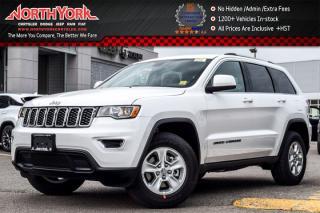New 2017 Jeep Grand Cherokee Laredo|4WD|TrlrTowPkg|8.4