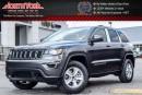 New 2017 Jeep Grand Cherokee Laredo|4WD|TrlrTowIV,Sec.&Conv.,All-WthrCapabilityPkgs|17