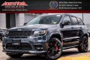 New 2017 Jeep Grand Cherokee New Car SRT|4x4|Sig.Leather,TrailerTow,AudioPkgs|Sunroof|Nav|20