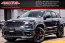 New 2017 Jeep Grand Cherokee New Car SRT|4x4|Sig.Leather,TrailerTow,AudioPkgs|Sunroof|Nav|20