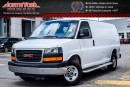 Used 2015 GMC Savana Cargo Van Power Windows|Pwr Locks|AM/FM|Air Condition for sale in Thornhill, ON