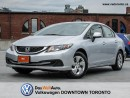 Used 2013 Honda Civic LX AUTO AC for sale in Toronto, ON