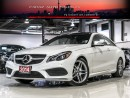 Used 2014 Mercedes-Benz E350 AMG|2DR|NAVI|360|BLINDSPOT|LOADED|4MATIC for sale in North York, ON